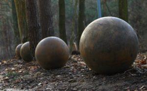 park leśny kule